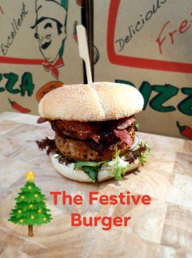 The Festive Burger