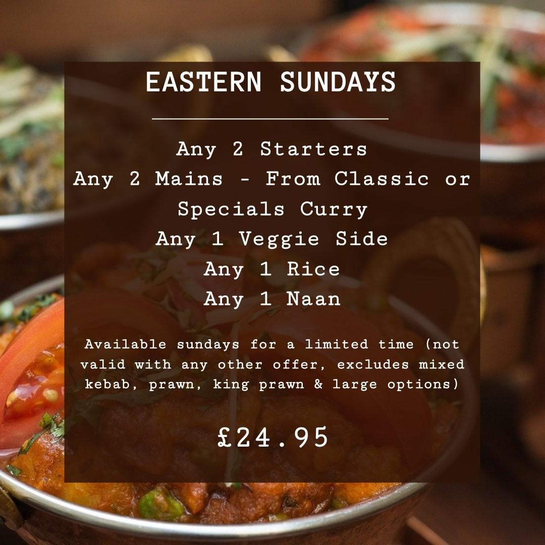 Eastern Sundays