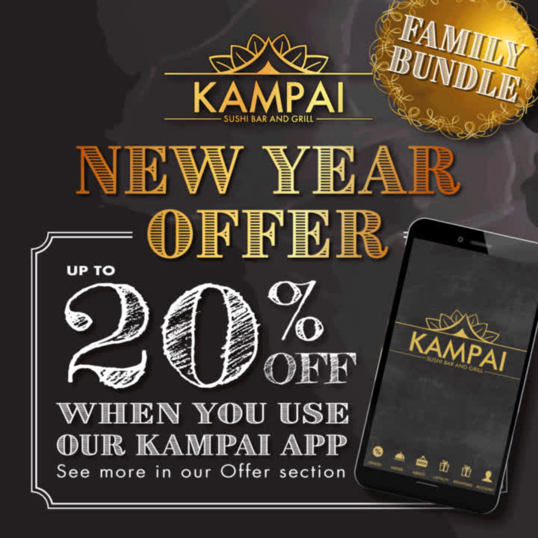 New Year Offers.
